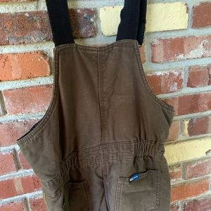 overalls hunting/ cold weather bibs